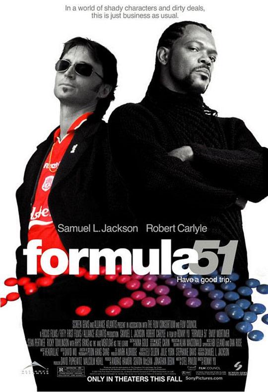 Formula 51 Poster #1