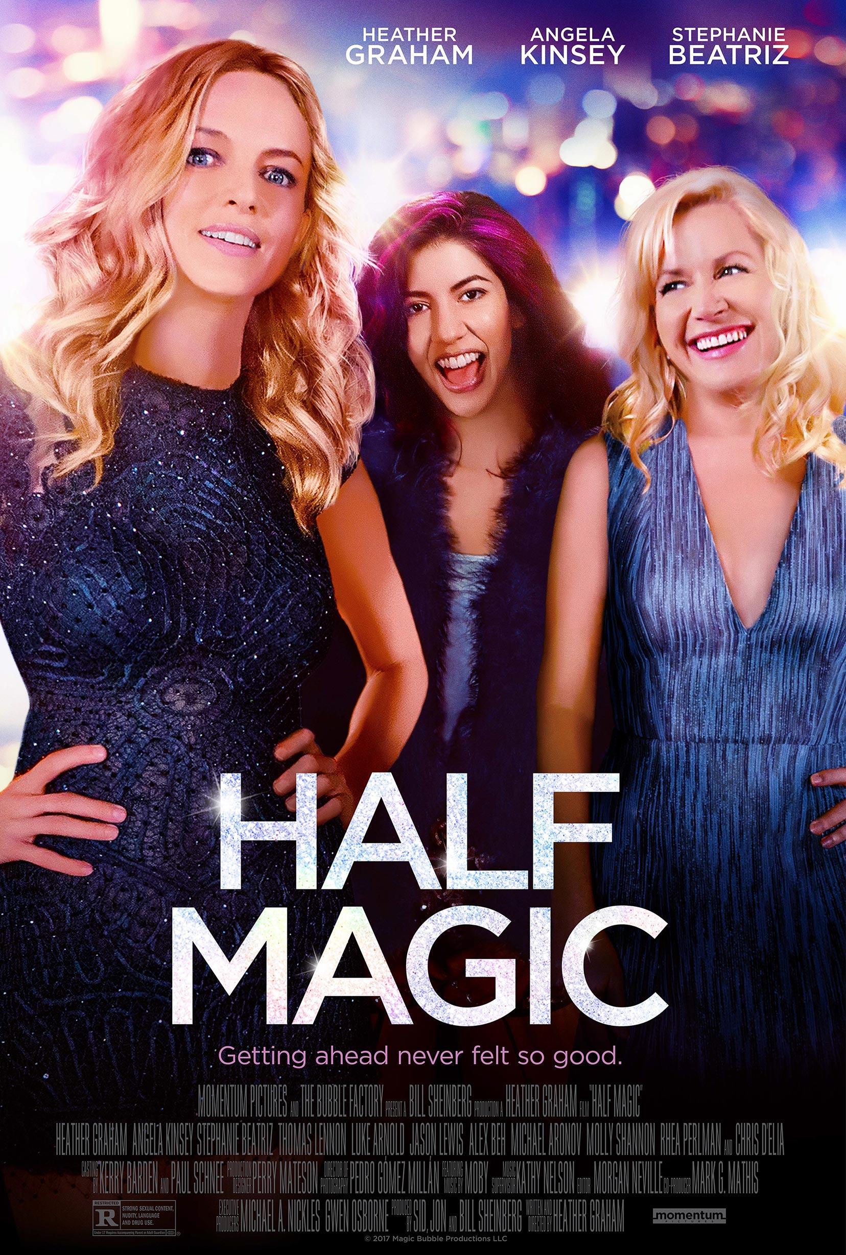 Half Magic Poster #1
