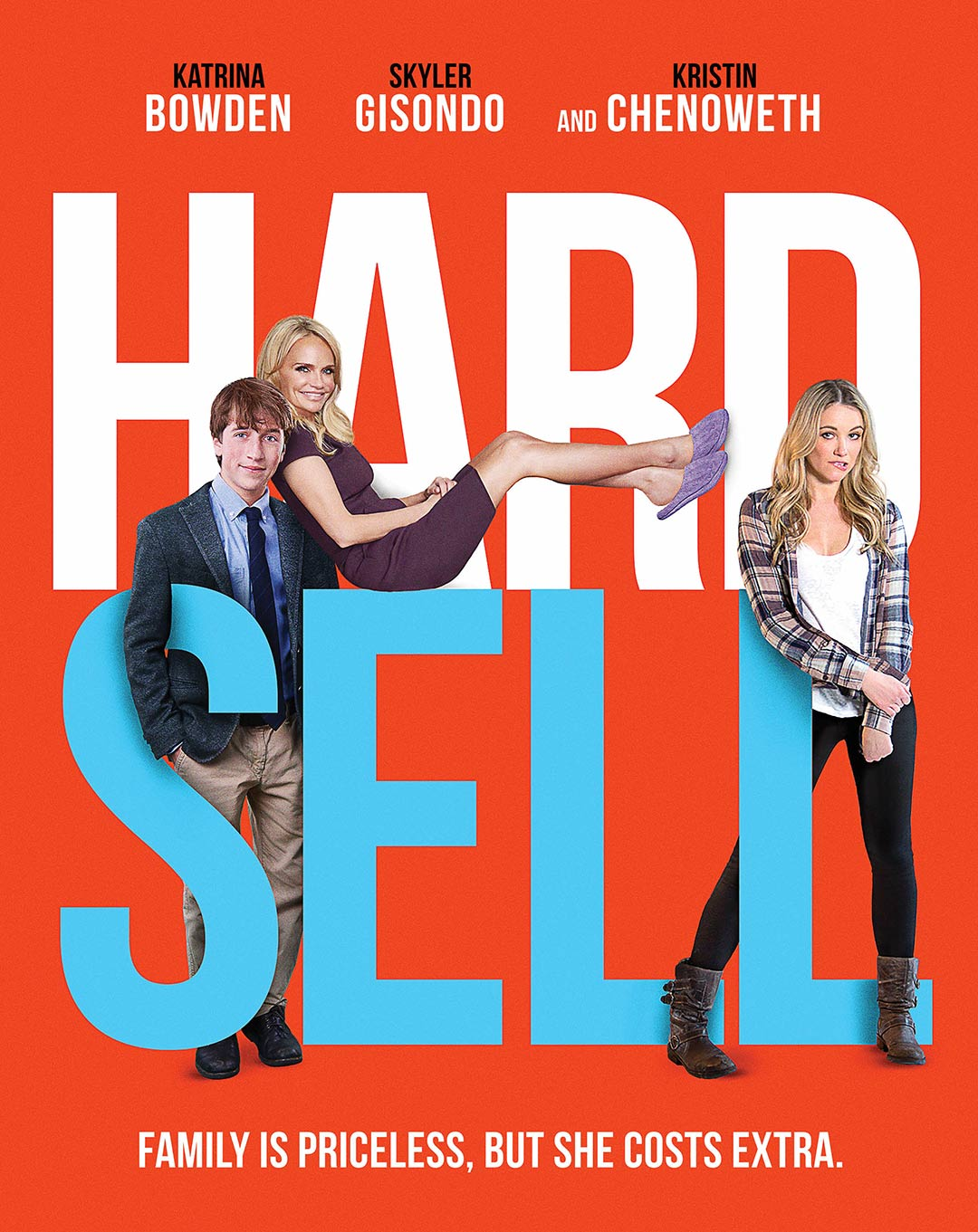 Hard Sell Poster #1