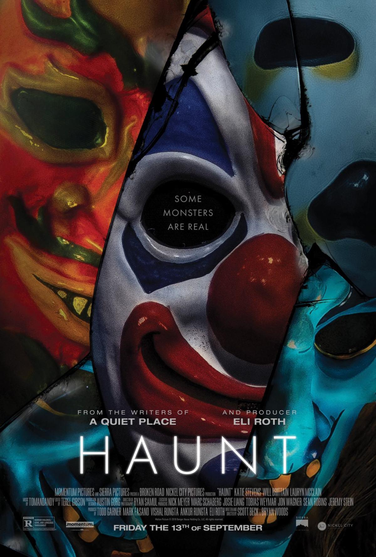 Haunt Poster #1
