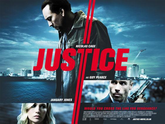 Seeking Justice Poster #1