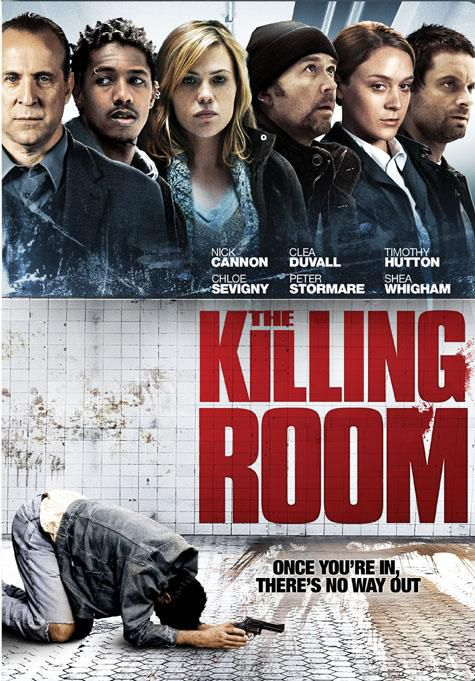 The Killing Room Poster #1