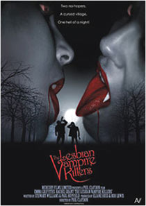 Lesbian Vampire Killers Poster #2