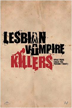 Lesbian Vampire Killers Poster #3