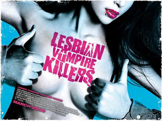 Lesbian Vampire Killers Poster #1