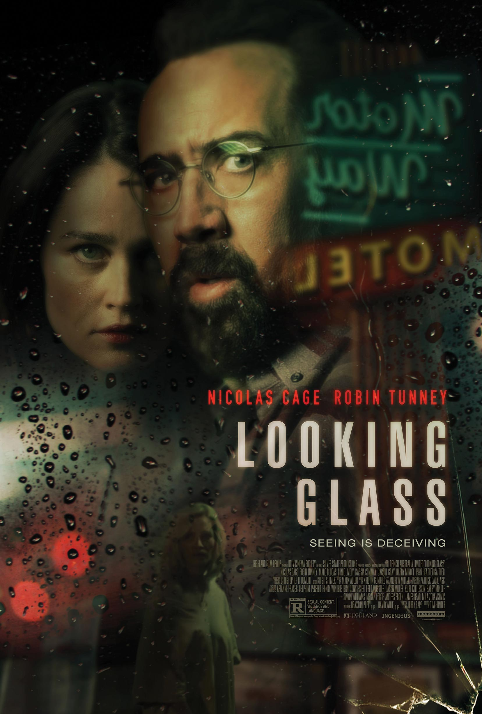 Looking Glass Poster #1