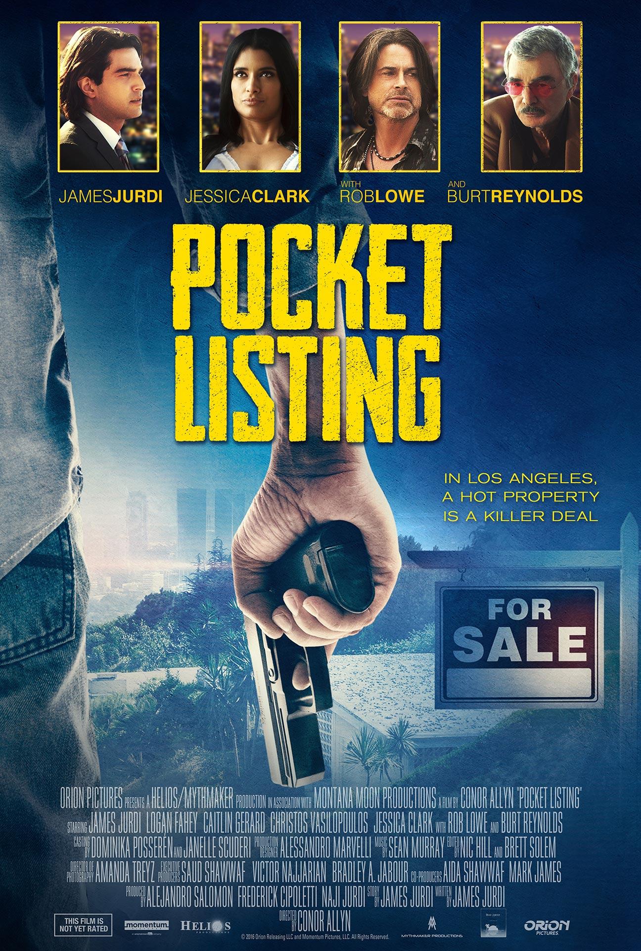 Pocket Listing Poster #1