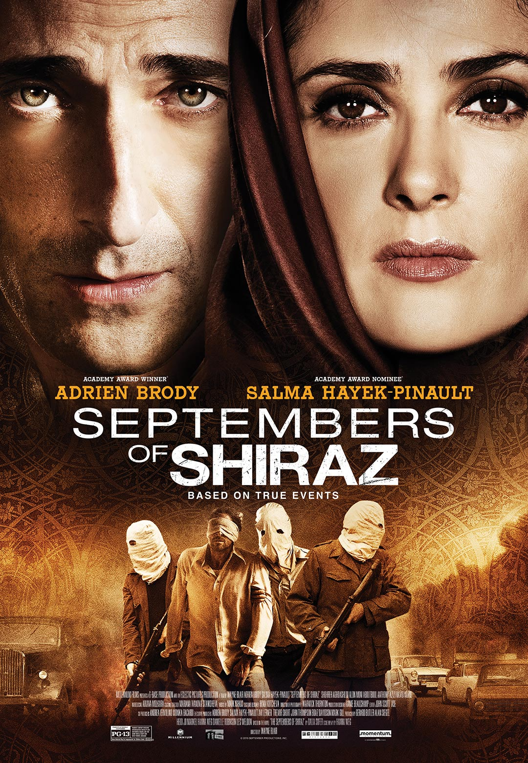 Septembers of Shiraz Poster #1