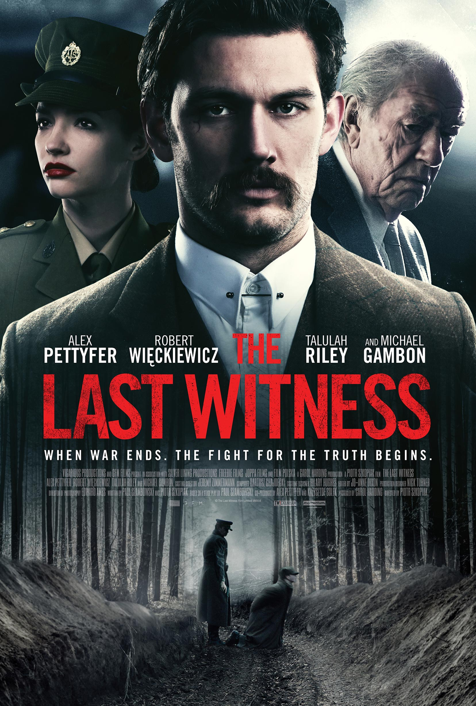 The Last Witness Poster #1