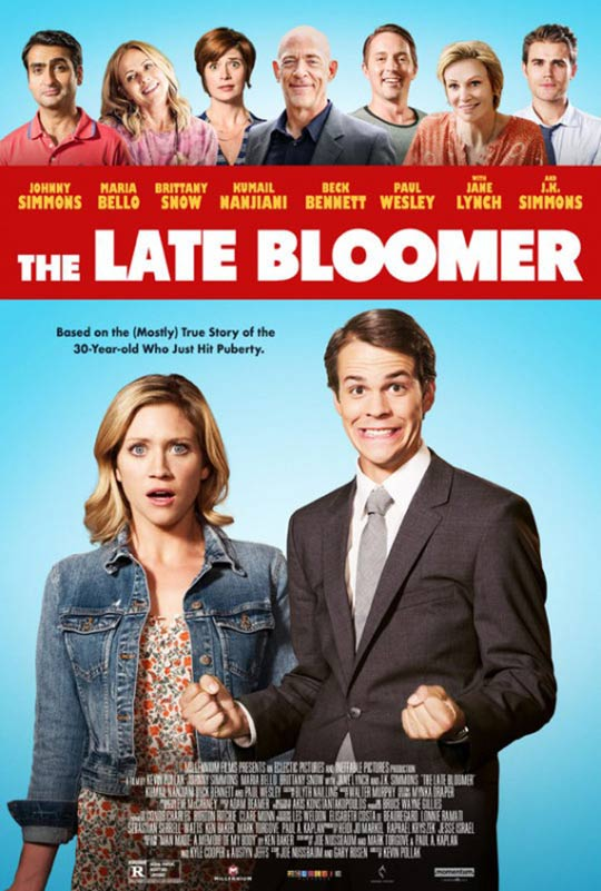 The Late Bloomer Poster #2
