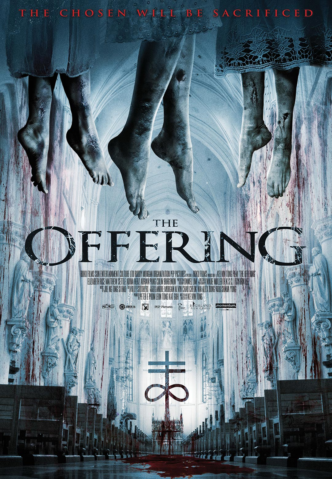The Offering Poster #1