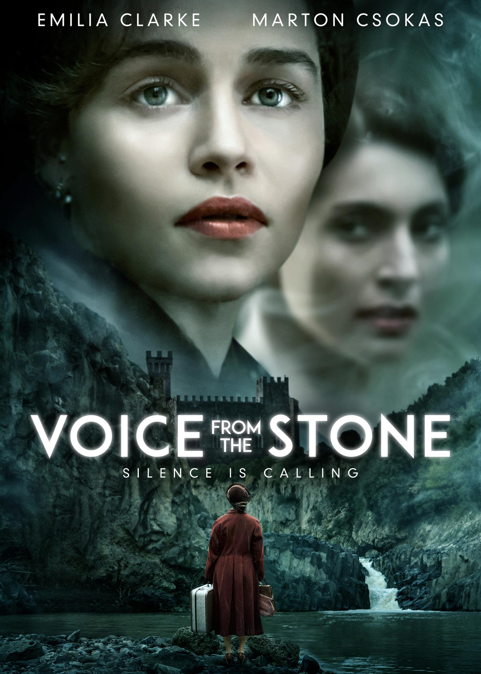Voice from the Stone Poster #1