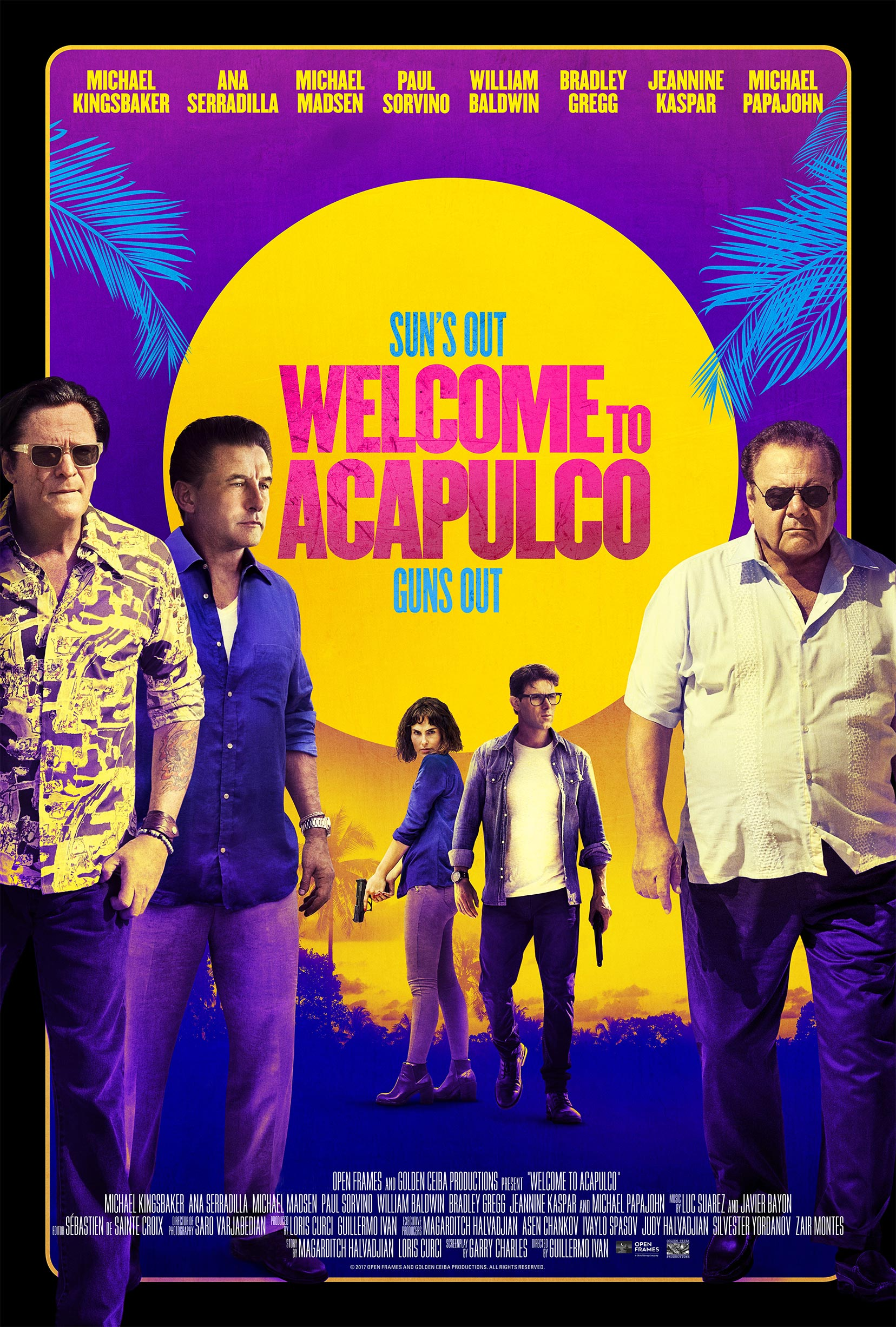 Welcome to Acapulco Poster #1