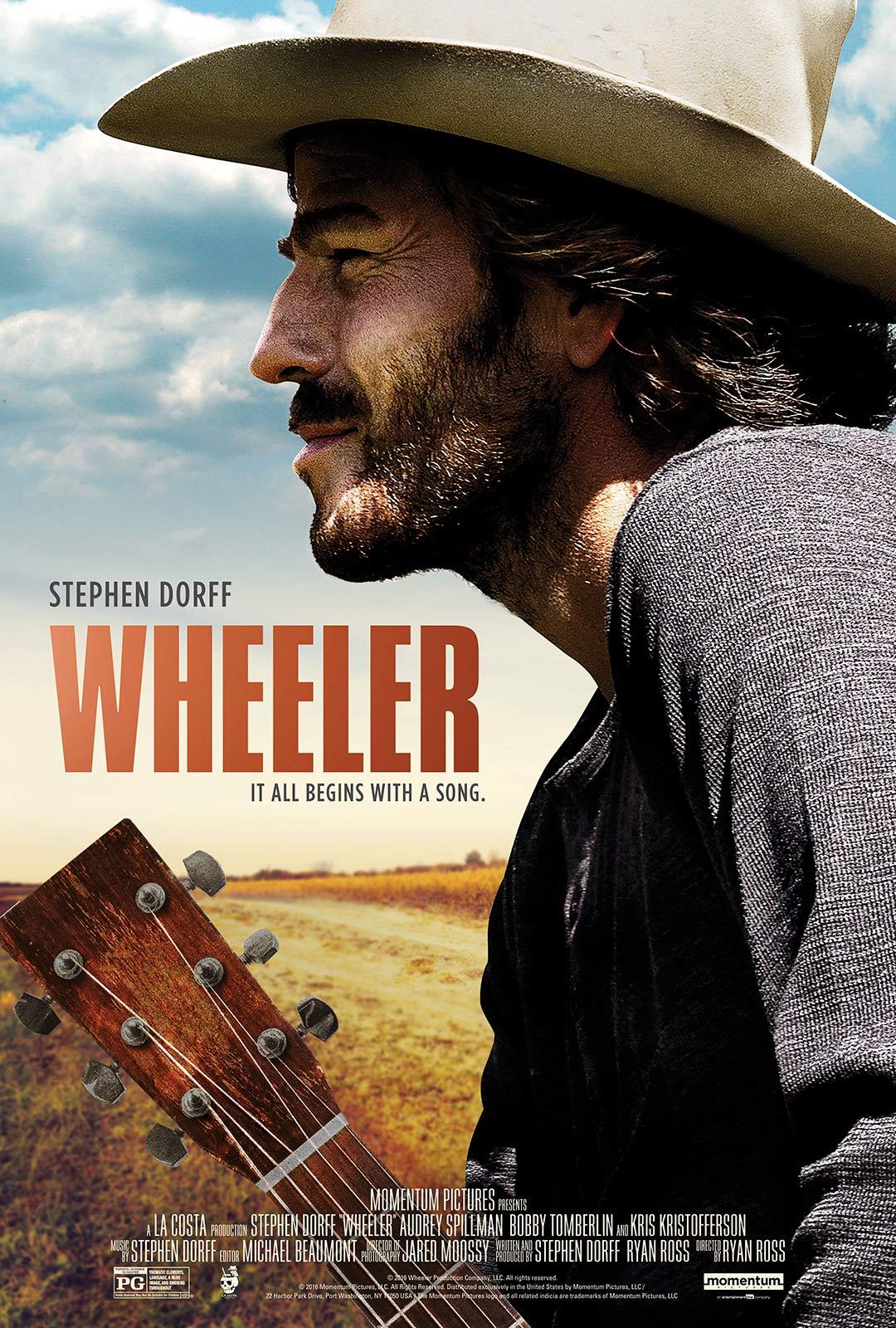 Wheeler Poster #1