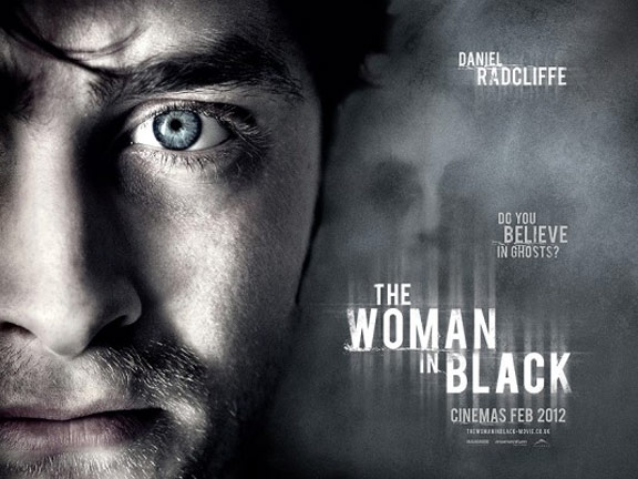The Woman in Black Poster #2