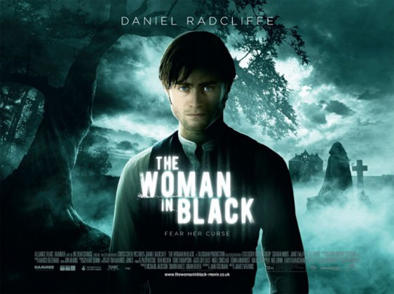 The Woman in Black Poster #6