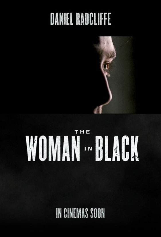 The Woman in Black Poster #1