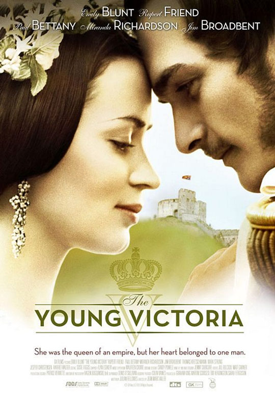 The Young Victoria Poster #2