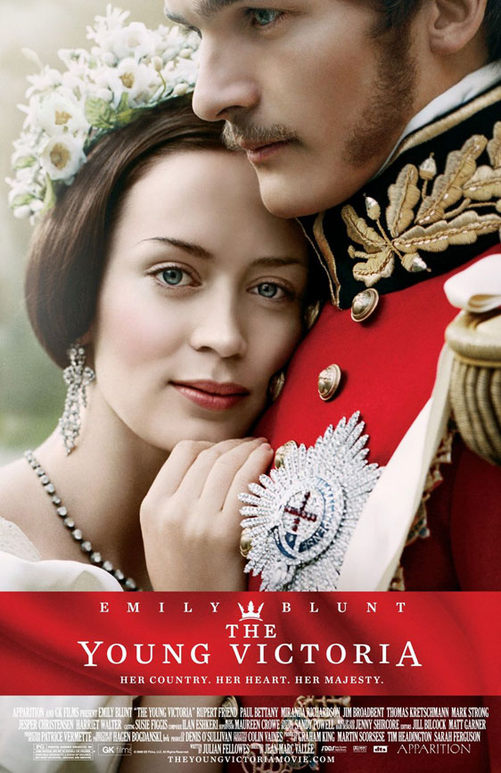 The Young Victoria Poster #4