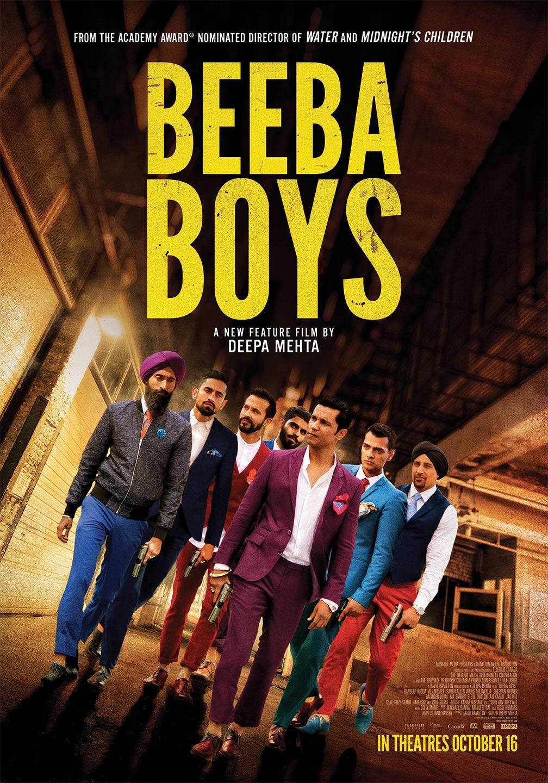 Beeba Boys Poster #1