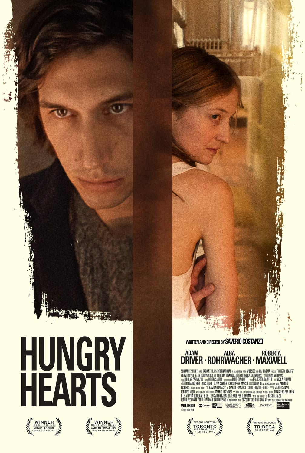 Hungry Hearts Poster #2