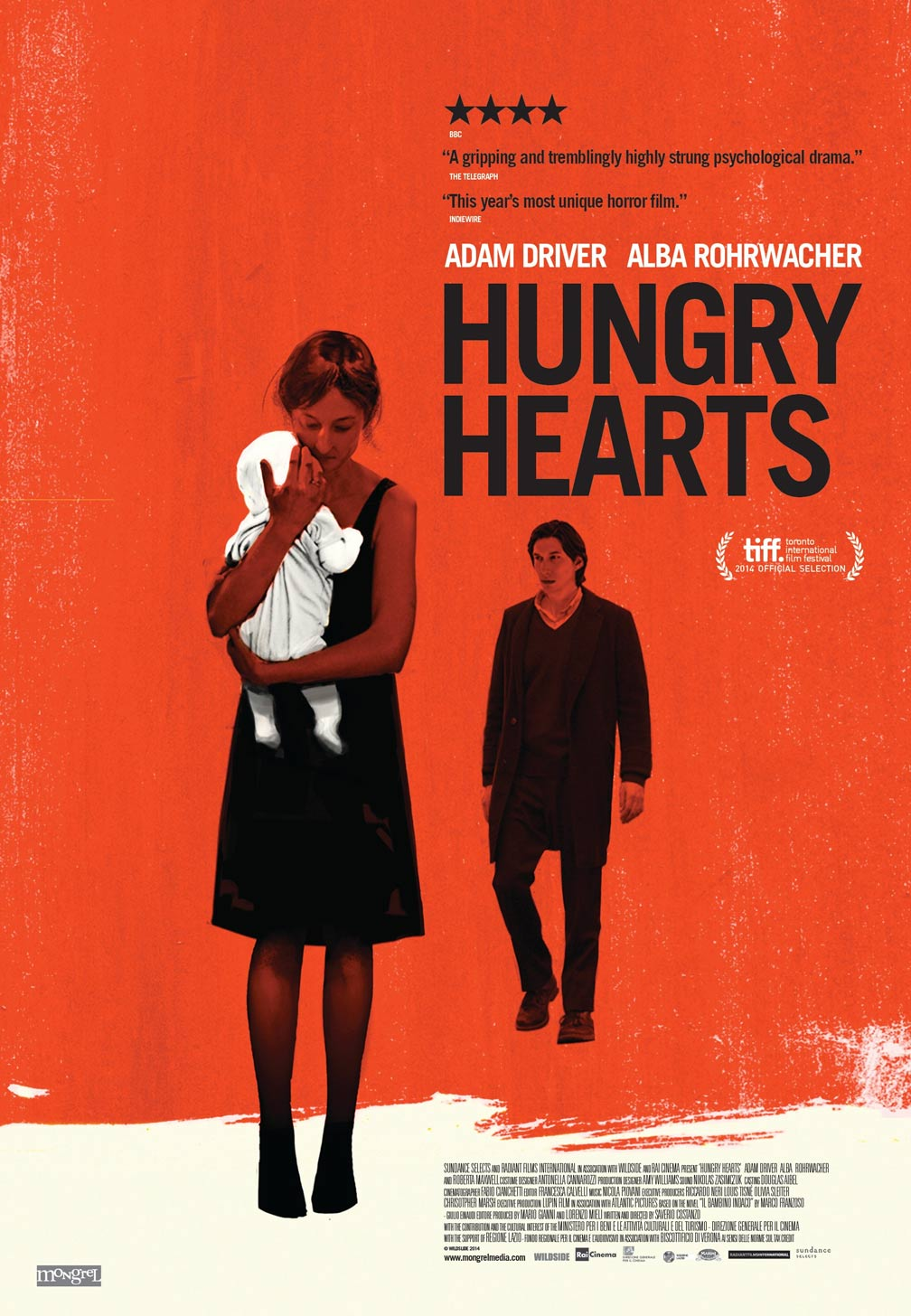 Hungry Hearts Poster #1