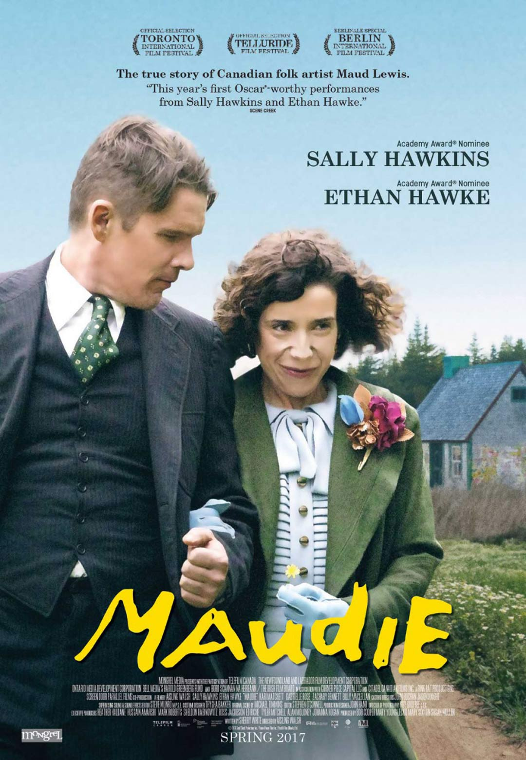 Maudie Poster #2