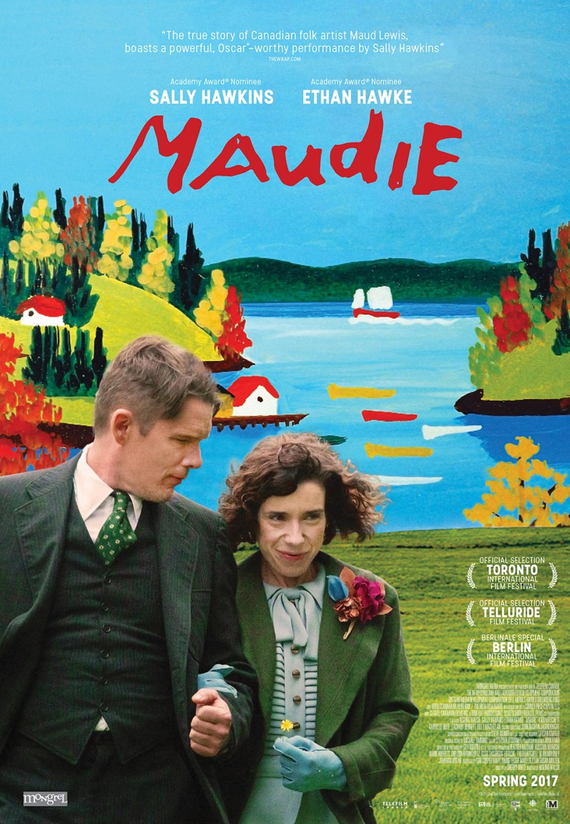 Maudie Poster #1