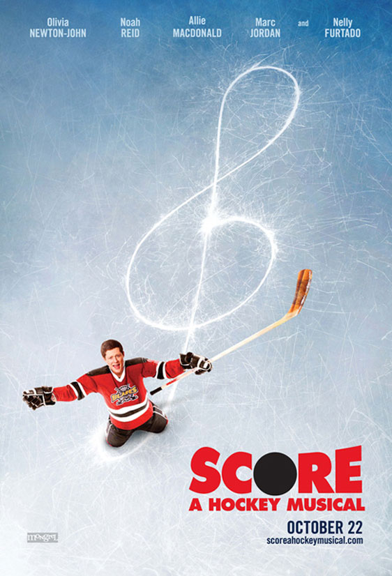 Score: A Hockey Musical Poster #1