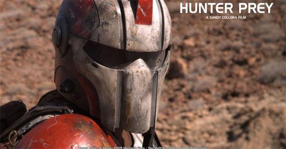 Hunter Prey Poster #2