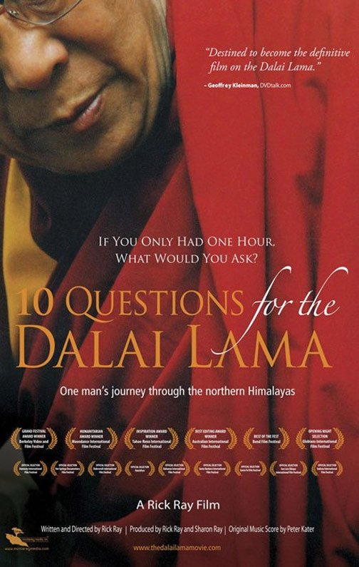 10 Questions for the Dalai Lama Poster #1