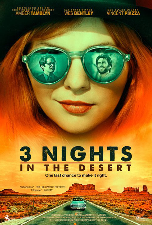 3 Nights in the Desert Poster #1