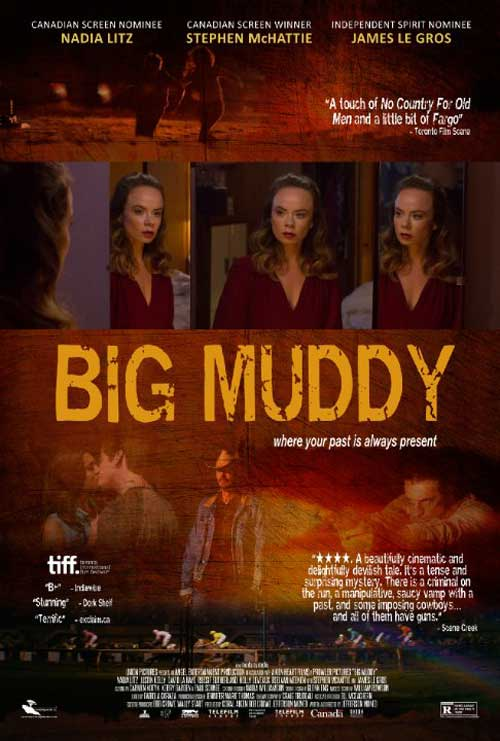 Big Muddy Poster #1