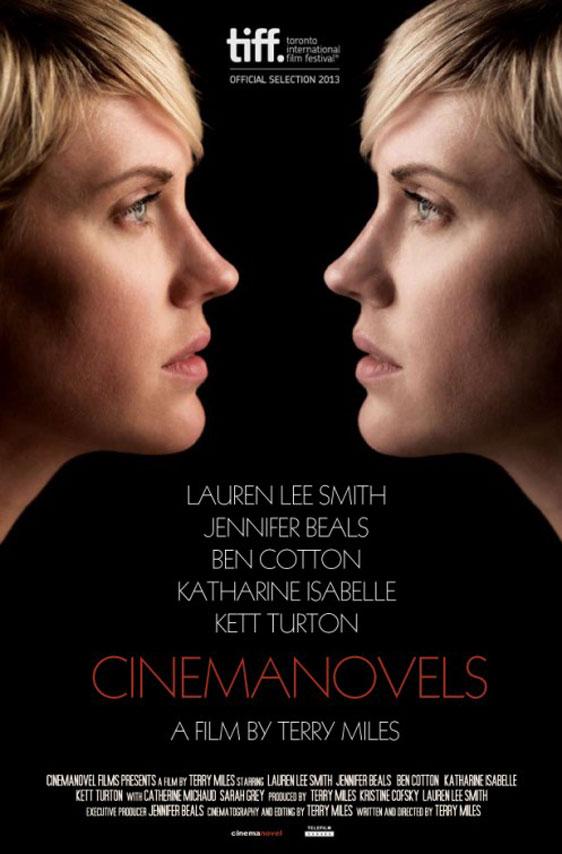Cinemanovels Poster #1