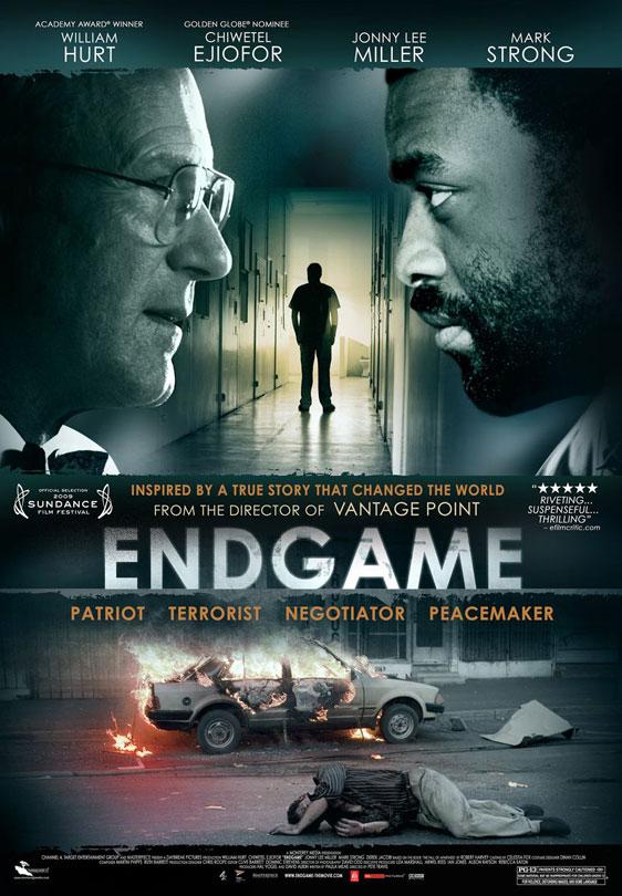 Endgame Poster #1