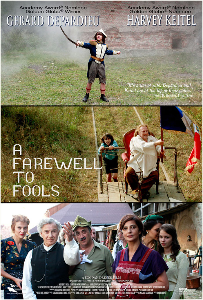 A Farewell to Fools Poster #1