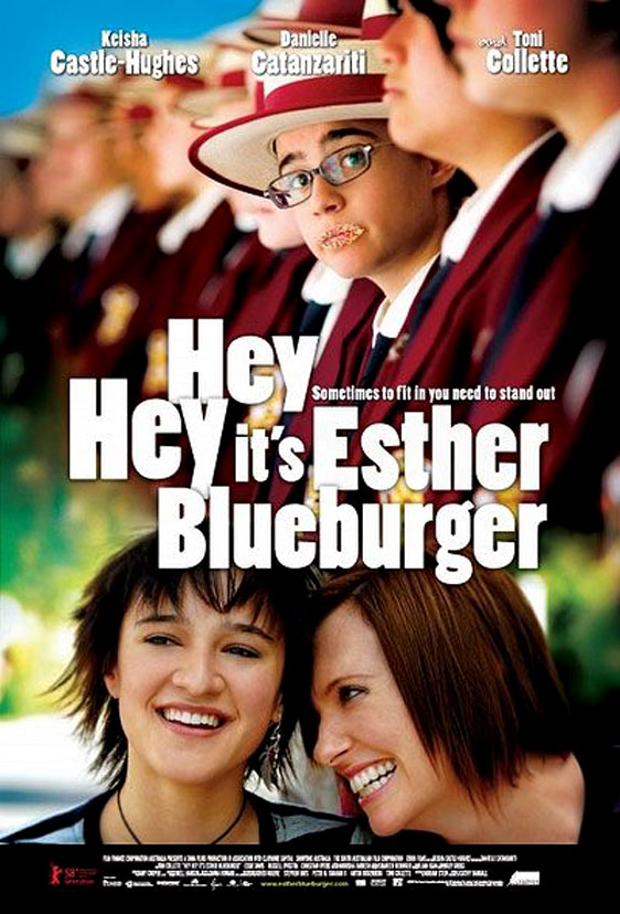 Hey Hey It's Esther Blueburger Poster #1