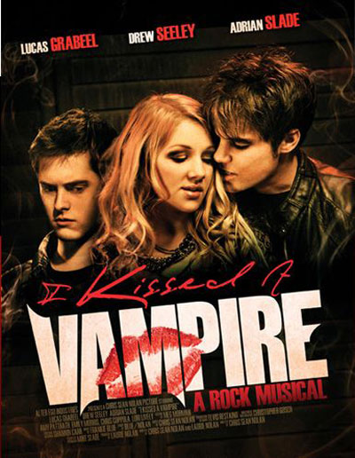 I Kissed a Vampire Poster #1