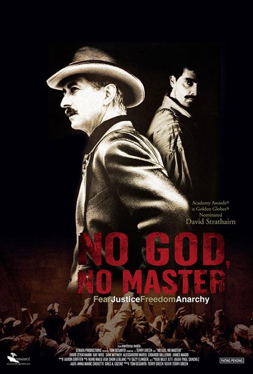 No God, No Master Poster #1