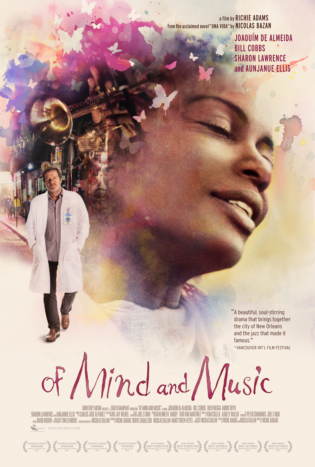 Of Mind and Music Poster #1