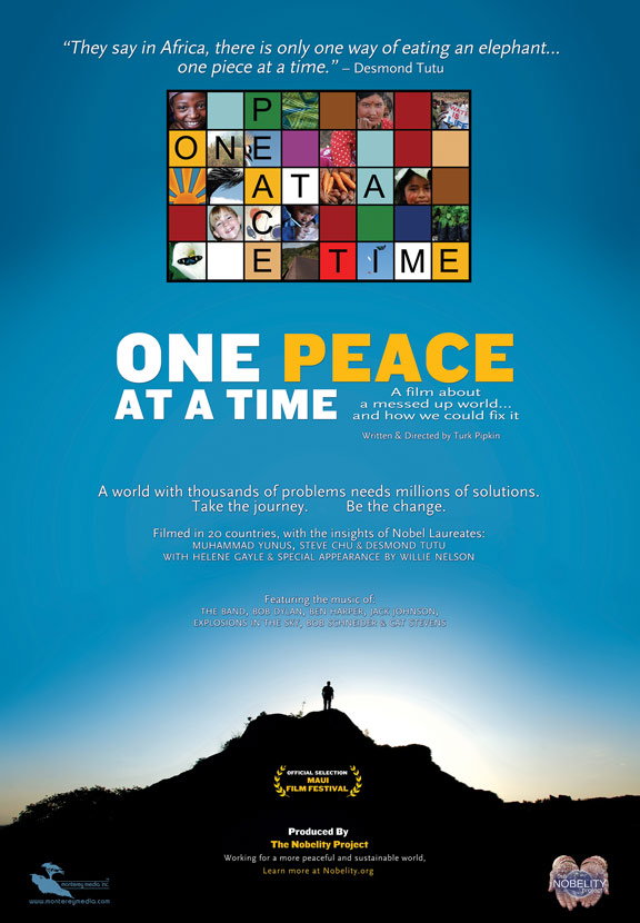 One Peace at a Time Poster #1