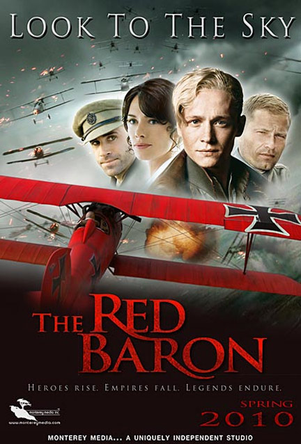 The Red Baron Poster #2