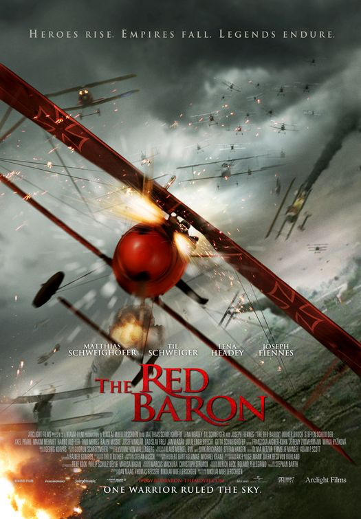 The Red Baron Poster #3