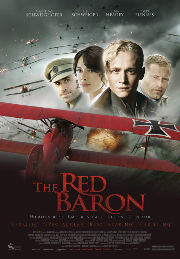 The Red Baron Poster #1
