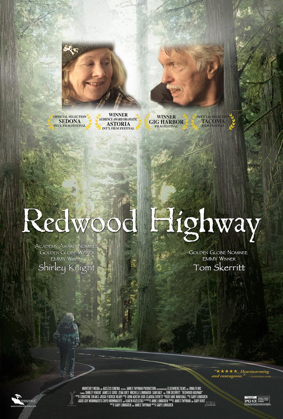 Redwood Highway Poster #1