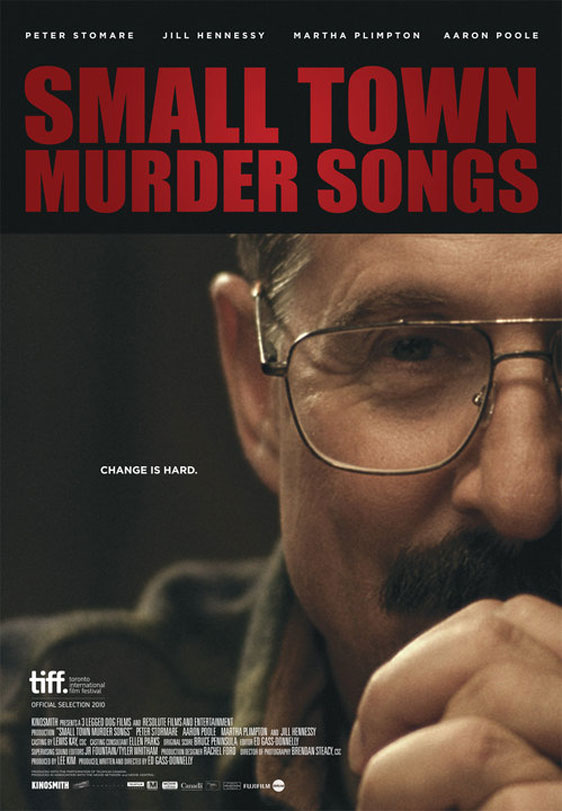Small Town Murder Songs Poster #2