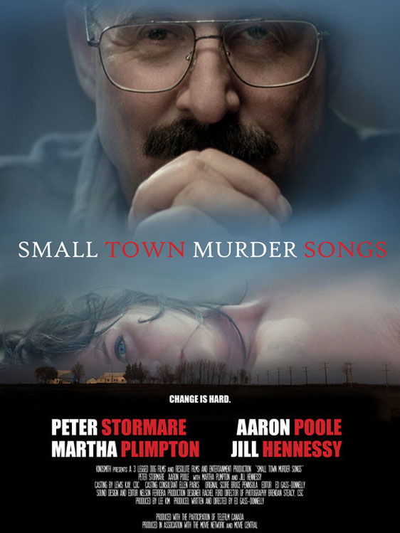 Small Town Murder Songs Poster #3