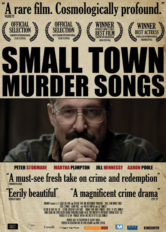 Small Town Murder Songs Poster #1