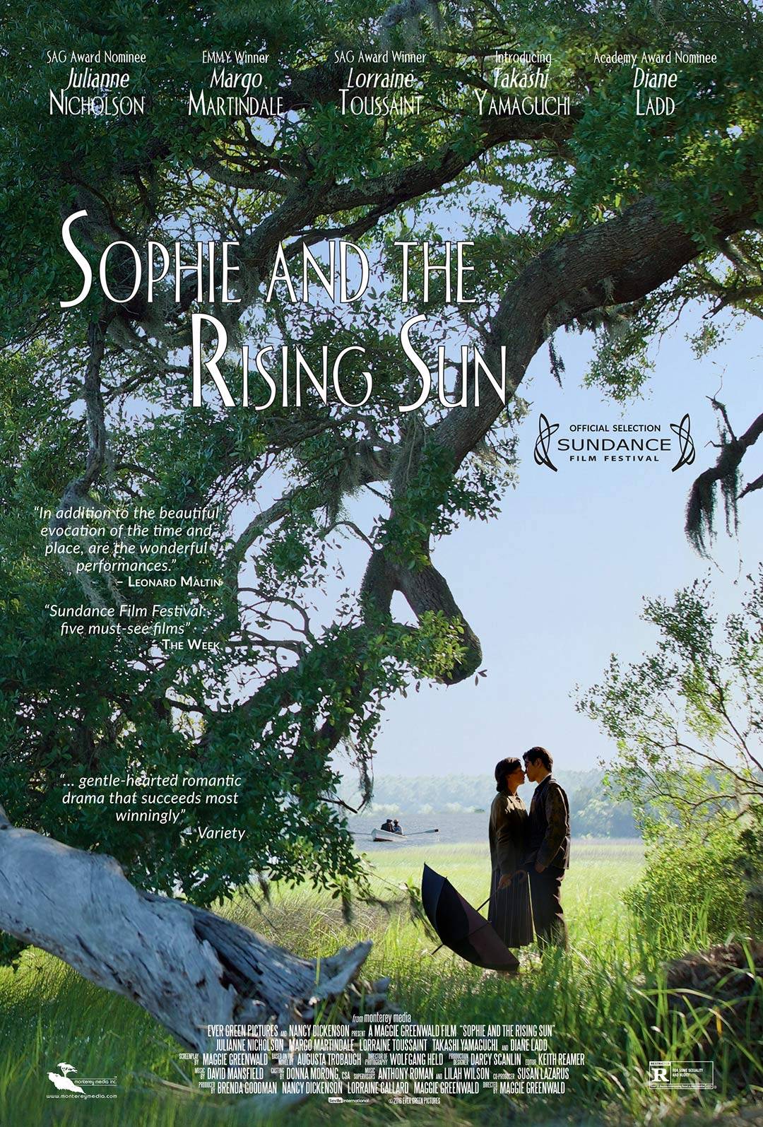 Sophie and the Rising Sun Poster #1