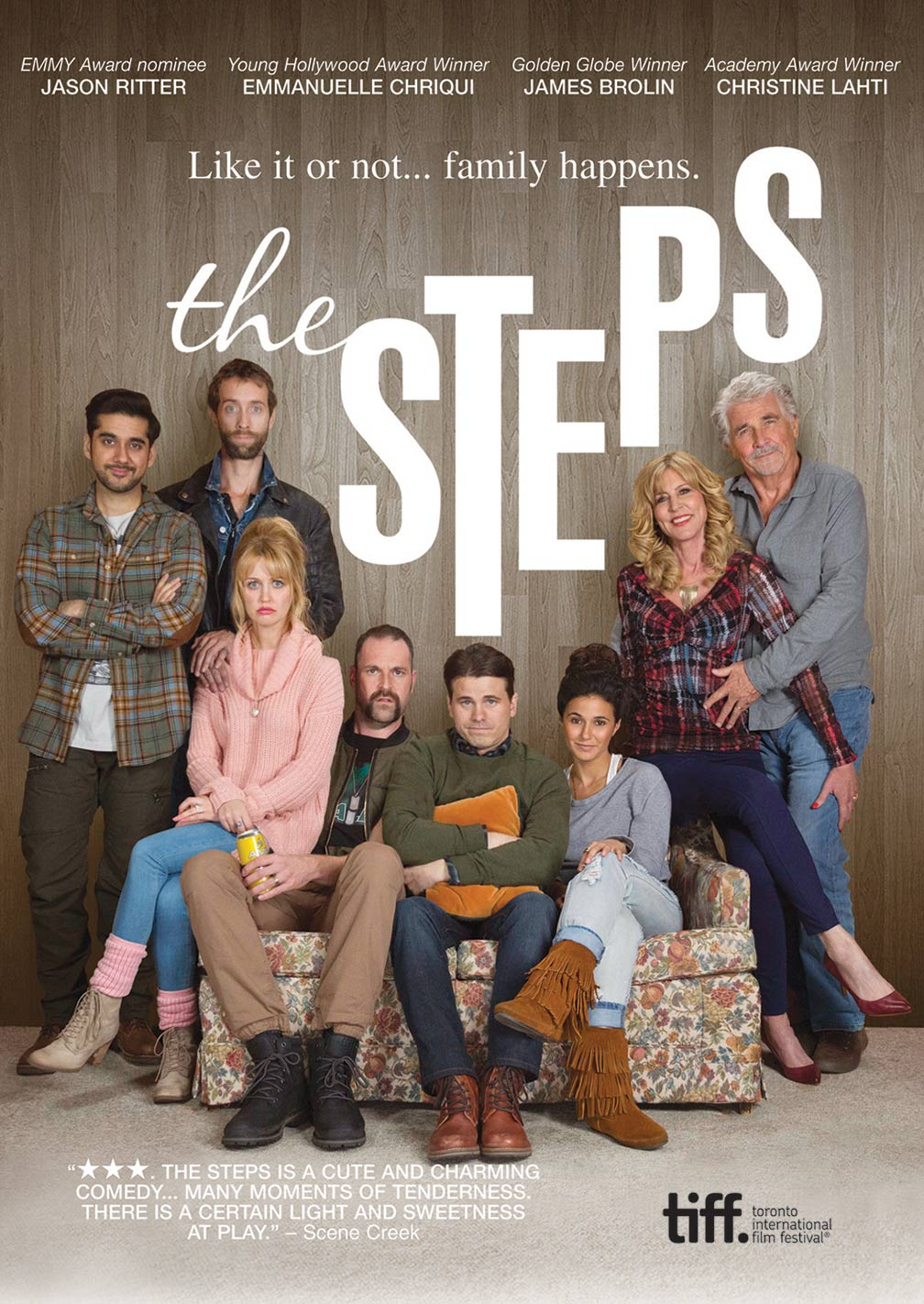 The Steps Poster #1